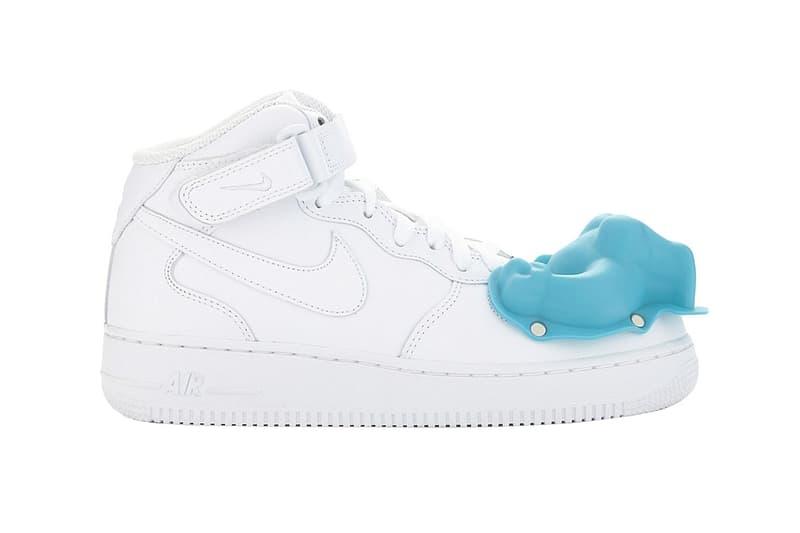 COMME des GARÇONS による Nike Air Force 1 のラインアップをチェック