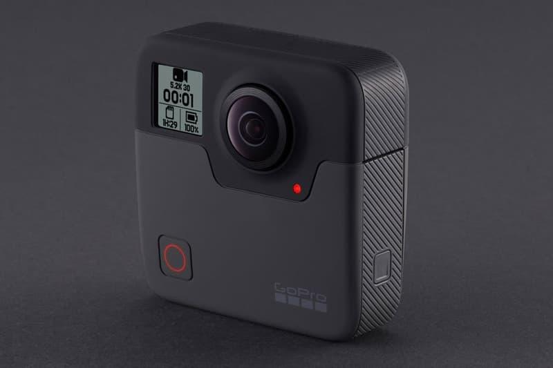 ゴープロ  HERO6 Black 全天球カメラ FUSION gopro VR カメラ アクションカム gopro go pro 価格 発売日 発売