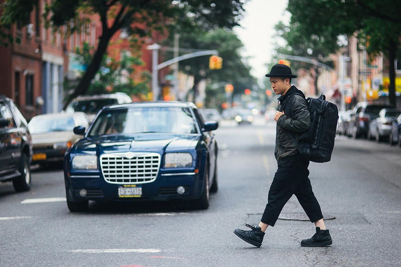 "master-piece が2017年秋冬ルックブック ""Japanese in New York"" を公開"