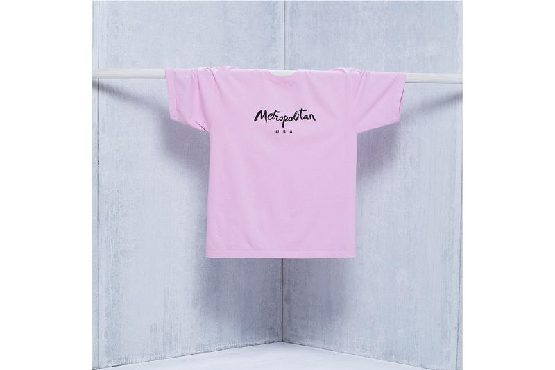 キース・ハフナゲルが復活させたOGブランド Metropolitan より最新コレクションが登場