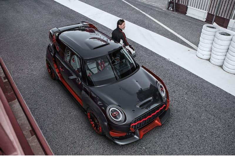 MINI がレース仕様のモンスターマシン MINI John Cooper Works GP を発表 ラリー・モンテカルロの設計を応用した史上最強の「MINI」が爆誕