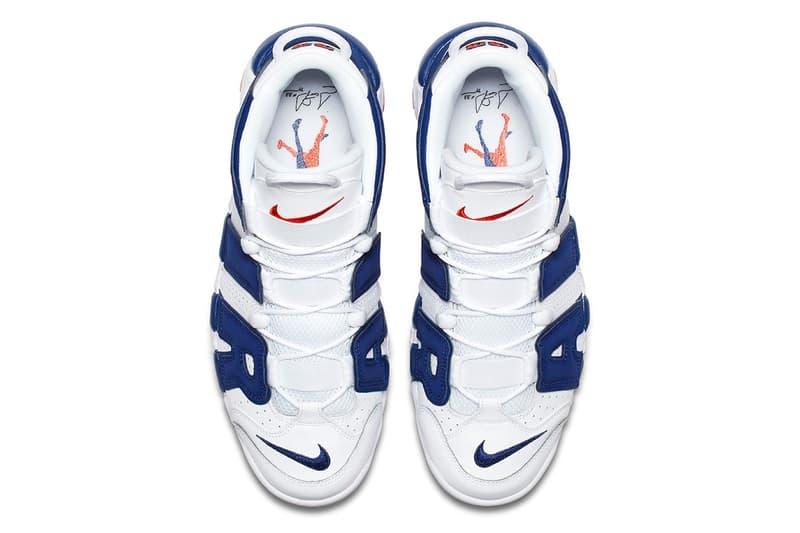 ニューヨークをイメージした Nike Air More Uptempo 新カラーモデルが登場