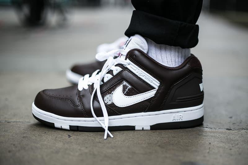 Nike SB AF2 も登場した Supreme #WEEK3 ロンドンローンチのフォトレポート 〈Supreme〉の2017年秋冬コレクション第三弾でUKのヘッズたちは何を買った?