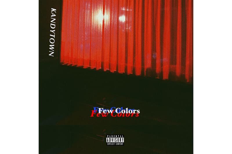 """KANDYTOWNがティンバーランドとのタイアップソングとなる新曲""""Few Colors""""をリリース timberland キャンディタウン"""