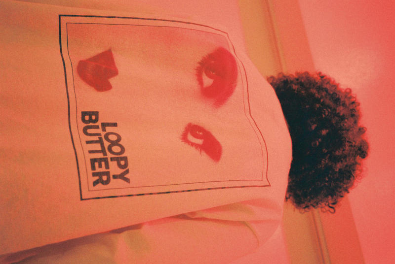 "LOOPY HOTEL が APPLE BUTTER STORE のために制作した限定カプセルコレクション ""LOOPY BUTTER""や""HOTEL APPLE""のグラフィックでエクスクルーシブ感を演出 福岡 今泉"