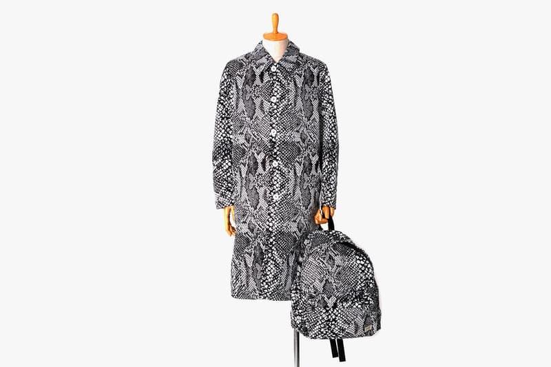 Mackintosh x PORTER のアーティスティックなコラボアイテム