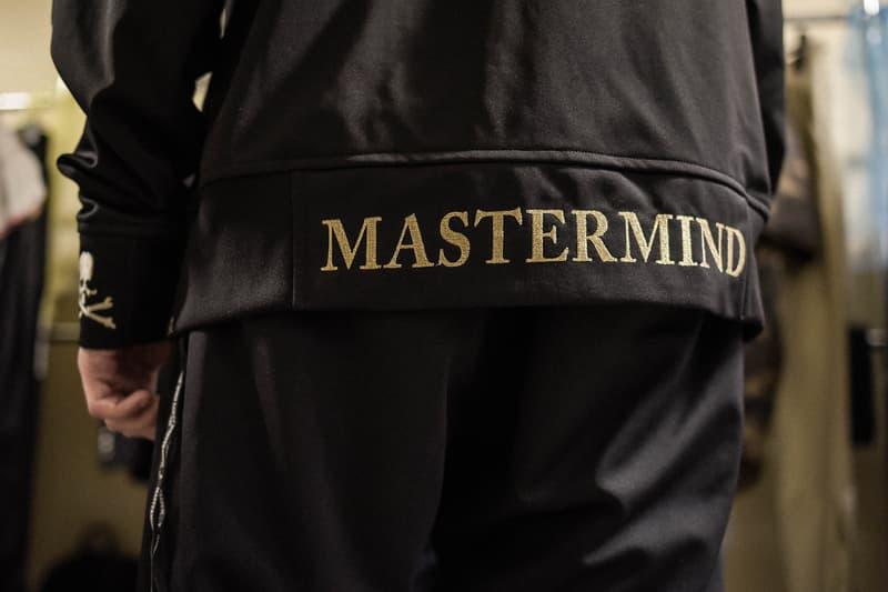 mastermind WORLD シークレットインスタレーションの舞台裏に潜入 2017年秋冬コレクション