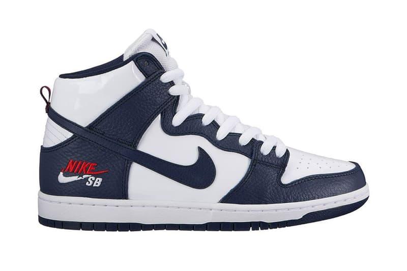 Nike SB Dunk に星条旗を思わせる新作が登場