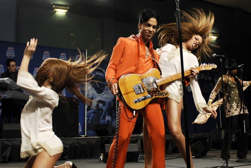 Purple Rain  世界的 アーティスト Prince 好きな色 オレンジ