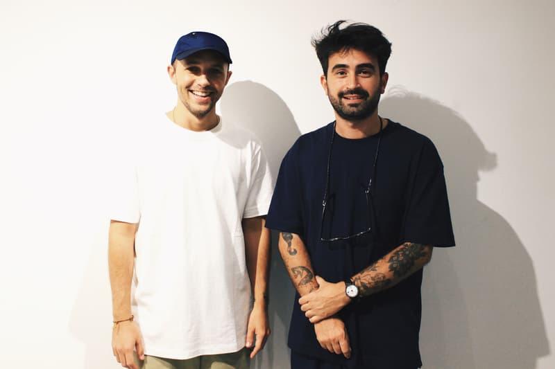 Interviews: 注目すべきイタリアンブランド SUNNEI のデザイナー、ロリスとシモーネ