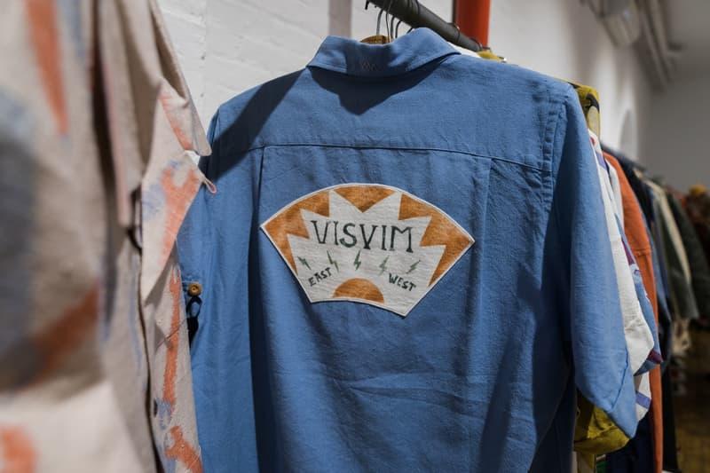 アメリカで開催された visvim 2018年春夏プレゼンテーションの様子をお届け 中村ヒロキが主催した一日限定の予約制展示会に『HYPEBEAST』が潜入