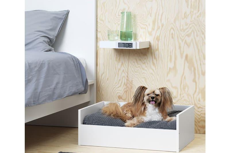 IKEA から待望の愛犬/愛猫用のペット用コレクションが初登場 イケア 犬 猫 ペット dogs cats pets furniture 家具 アクセサリー ペット用 犬用 猫用 爪とぎマット 小屋