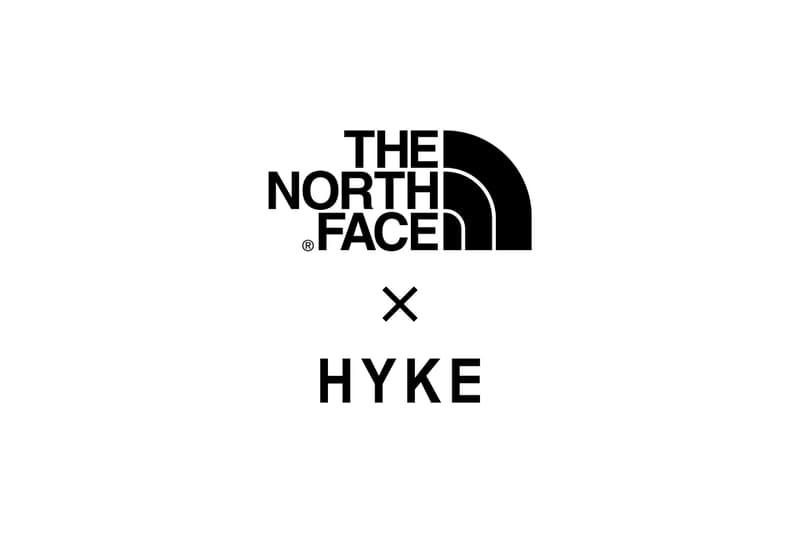 HYKE x THE NORTH FACE が2018年春夏シーズンよりコラボラインをスタート ハイク ザ・ノース・フェイス 2018ss spring summer コラボ