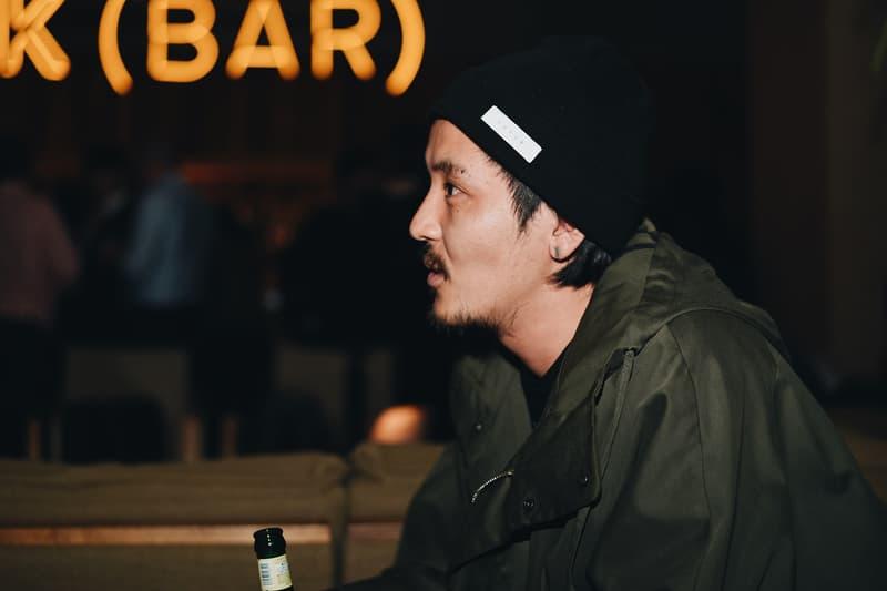 """東京ストリートを動かす業界のキーパーソンたちが集結したファッションウィークの""""裏イベント""""をレポート 東京ファッションウィークの""""裏イベント""""に現代ストリートを動かす業界のキーパーソンが集結 アンチ・ファッション・エリートたちの一声で小木基史や〈NEXUSVII.〉の今野智弘といった錚々たるメンバーが一堂に会す"""