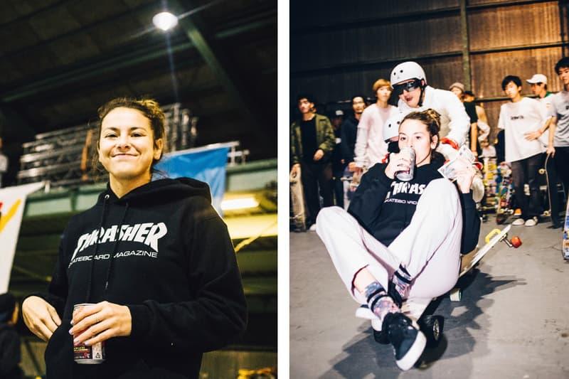 adidas Skateboarding 初の女子ライダー、ノラってどんな子?