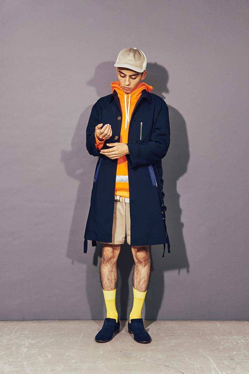 色彩豊かなウェアに身を包んだ DIGAWEL 2018年春夏コレクションのルックブックが到着 パイピングやメッセージプリントなど、ポップなディテールがクセになる最新コレクション デニム ナイロン リフレクター ジャージー ウール