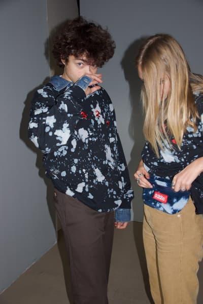 """先月リリースされた 032c の最新カプセルコレクション """" Peroxide"""" がオンラインにて再販売中 ベルリン 032c カプセルコレクション"""