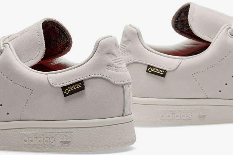 adidas Originals 新たな GORE-TEX 仕様の Stan Smith が登場