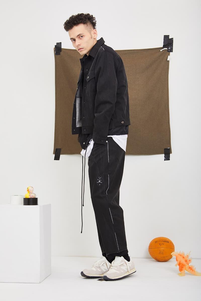 """韓国発 新鋭ブランド ALICE LAWRANCE XX  2017年秋冬 コレクション  """"WESTERN FRONT""""  が到着"""