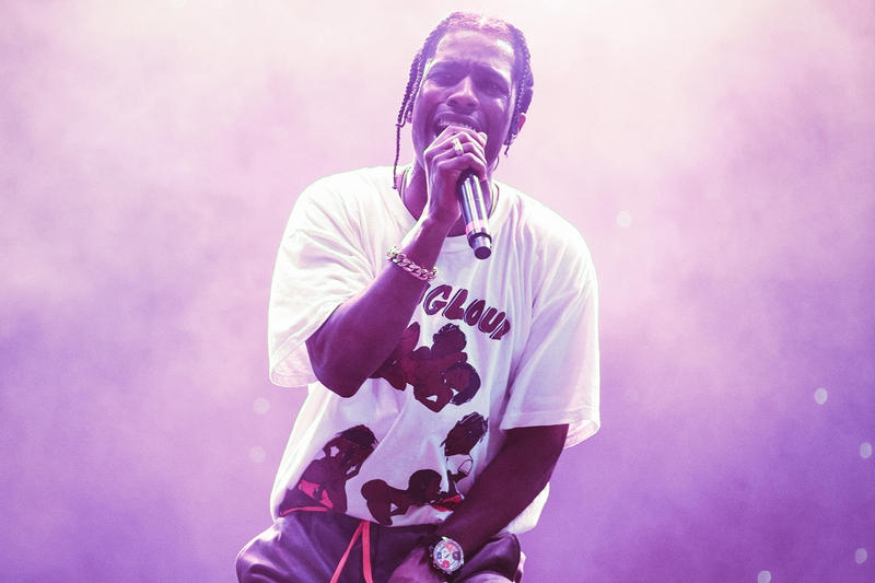 """A$AP Rocky  上海 開催 パフォーマンス 激怒 """"F*ck that. Y'all not gonna cut"""" 言い放ち マイク 放り投げる"""