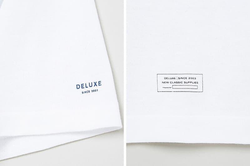 "DELUXE  Hanes タッグ  ""Quali-Tee"" 題された 白T パック Tシャツ"