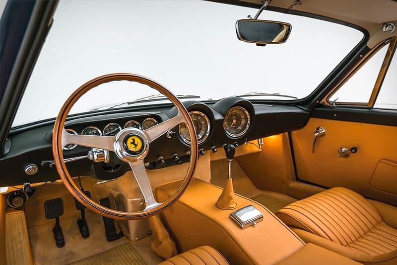Ferrari 250 GT/L Berlinetta Lossoが約2億円でオークションに出品中 〈Ferrari〉60年代最後のヴィンテージカーを手にいれるお金持ちは一体誰だ? フェラーリ 250GT/L ベルリネッタ・ルッソ