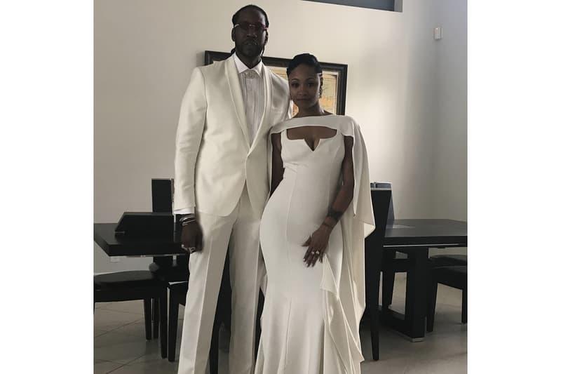 Gucci Mane と Keyshia の結婚式に出席したゲストたちをチェック