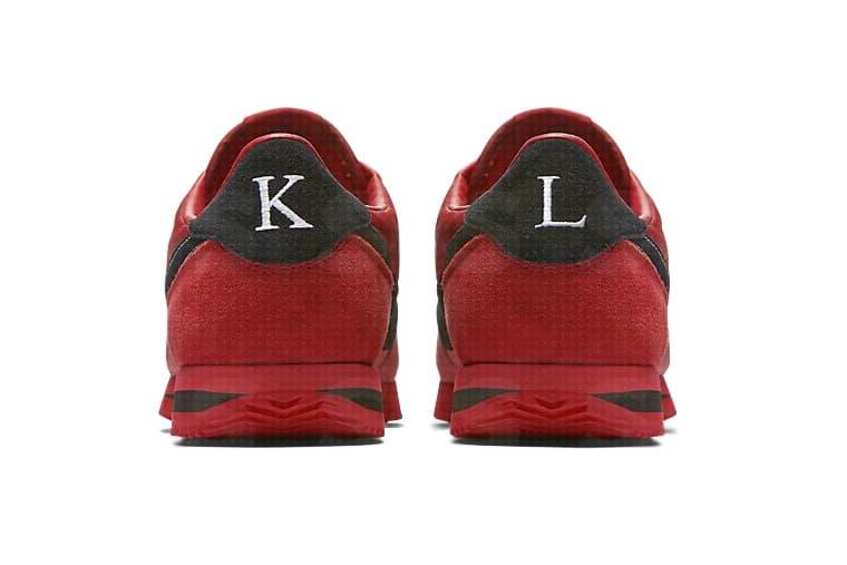 Kendrick Lamar x Nike のコラボレーション第一弾は『DAMN.』仕様の Cortez 情熱的で力強い仕上がりの中にKung Fu Kennyのアイデンティティを注入 スニーカー コルテッツ
