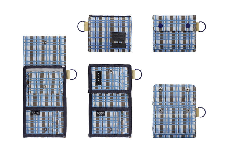 "MARNI x PORTER のコラボ第10弾から2017年秋冬コレクション ""Explorer"" が登場 マルニ ポーター バッグ バックパック メッセンジャー ハンドバッグ 鞄"