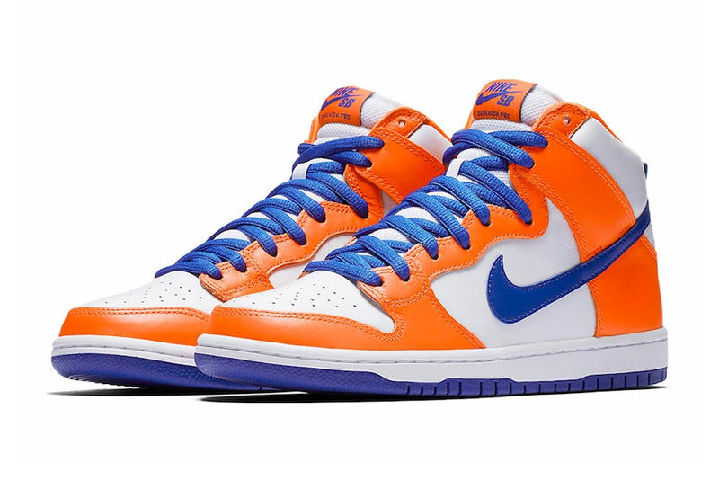 """東海岸のアイコンスケーター ダニー・スパ x Nike SB Dunk High が15周年を記念して復刻決定 """"15 Years of SB Dunk""""の一環としてニューヨークカラーの名作がスニーカーシーンに帰ってくる"""