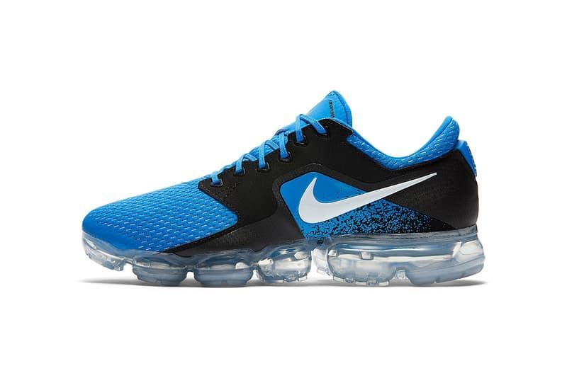 Nike VaporMax Mesh CS にブルー&ブラックのカラーウェイが登場 スニーカー