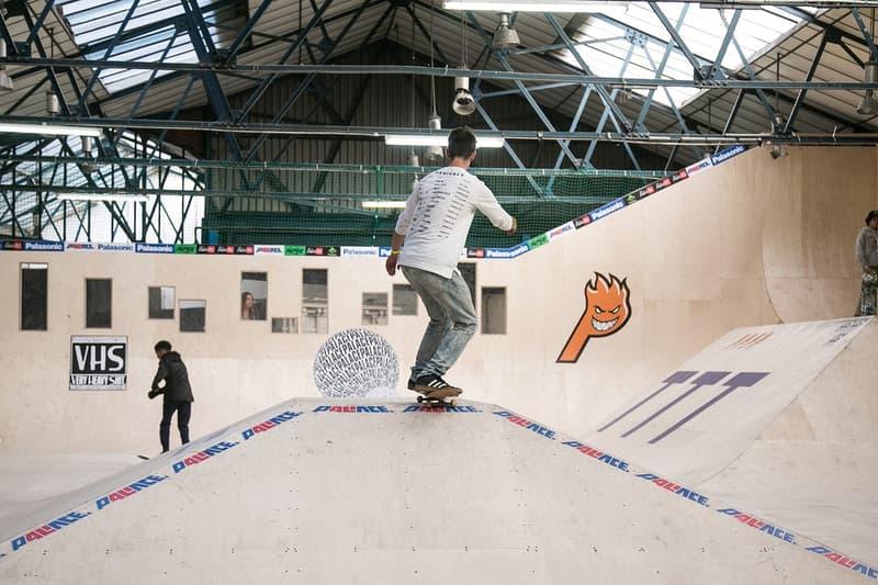一般オープンを迎えた Palace によるスケートパーク MWADLANDS 内部の様子をチェック