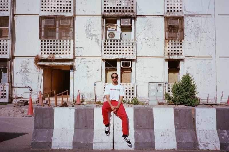 Places+Faces の中東初進出となるドバイで UAE テイスト溢れるカプセルコレクションとポップアップイベントをローンチ プレイシーズフェイシーズ ドバイ アラブ  コレクション カプセル ローンチ リリース