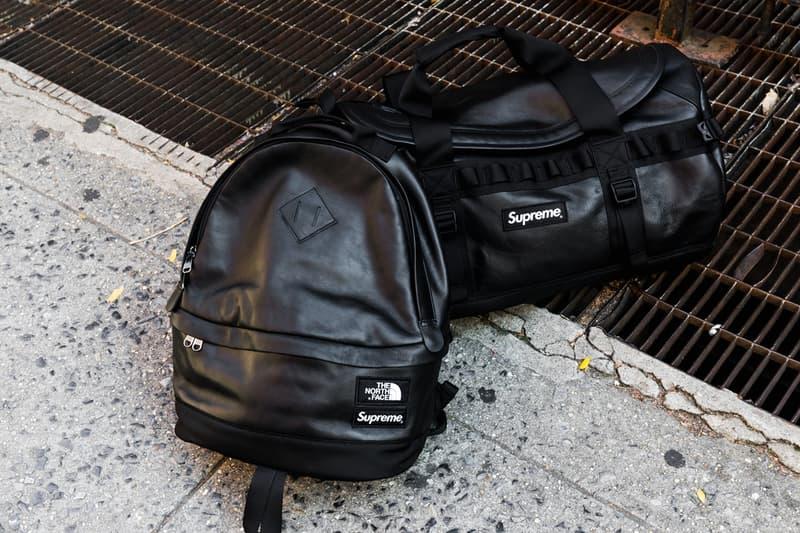 ニューヨークにおける Supreme x The North Face 最新コラボローンチの様子をレポート