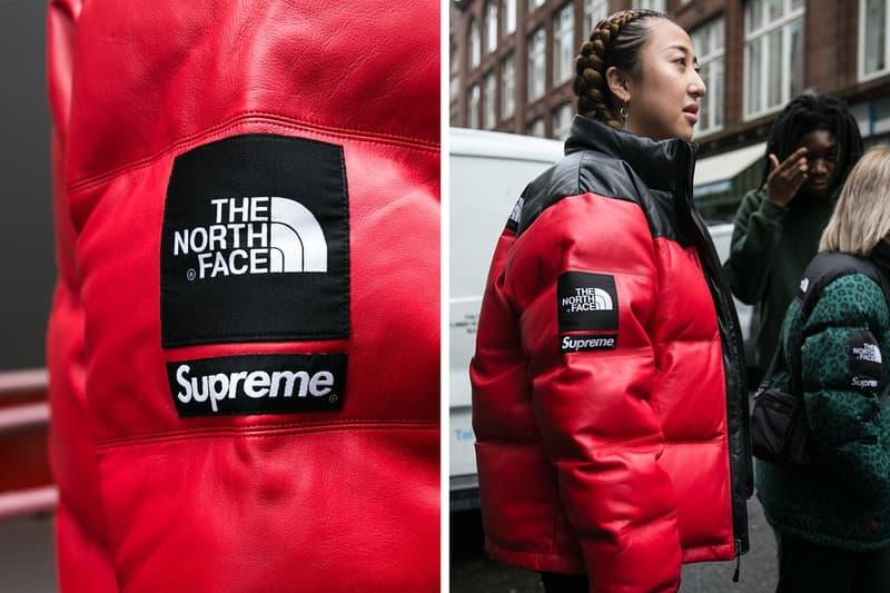 Supreme x The North Face ロンドンローンチの様子をチェック