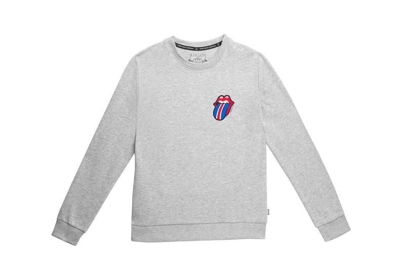 The Rolling Stones & パリのフットボールチーム PSG のコラボコレクションが colette 限定発売 ザ・ローリング・ストーンズ パリ・サンジェルマン FC  コレット
