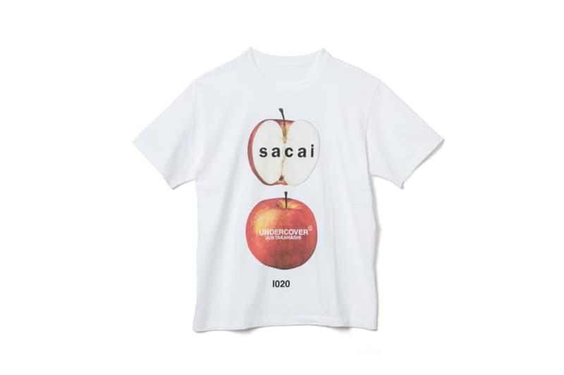 sacai / UNDERCOVER のスペシャルアイテムが公開