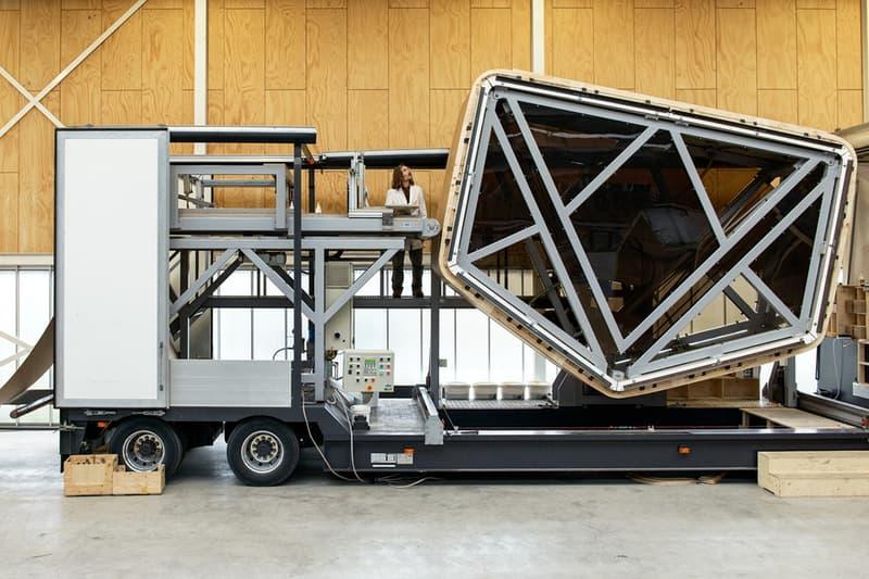 一日で建設可能?耐久性の高い段ボール製の住居 Wikkelhouse をチェック 建築 建設 段ボール オランダ