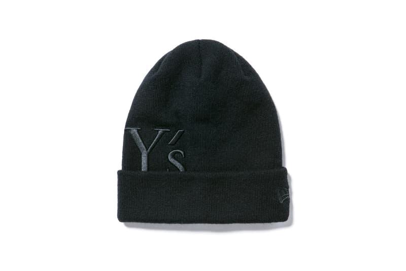 Y's x New Era® のタッグより2017年秋冬シーズンに向けた新作コレクションが登場 ワイズ ニューエラ