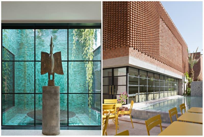 モロッコ・マラケシュに Yves Saint Laurent 美術館が今週オープン イヴ・サン・ローラン モロッコ マラケシュ
