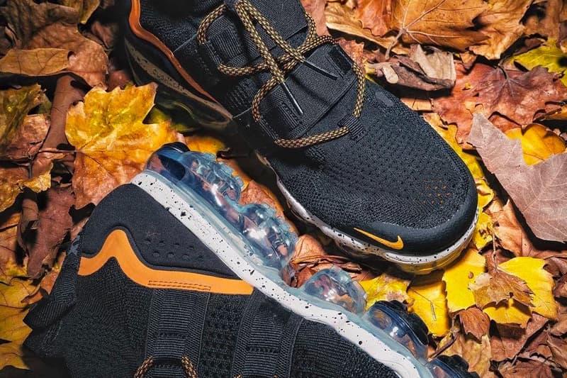 Nike Air VaporMax がミッドトップになって登場