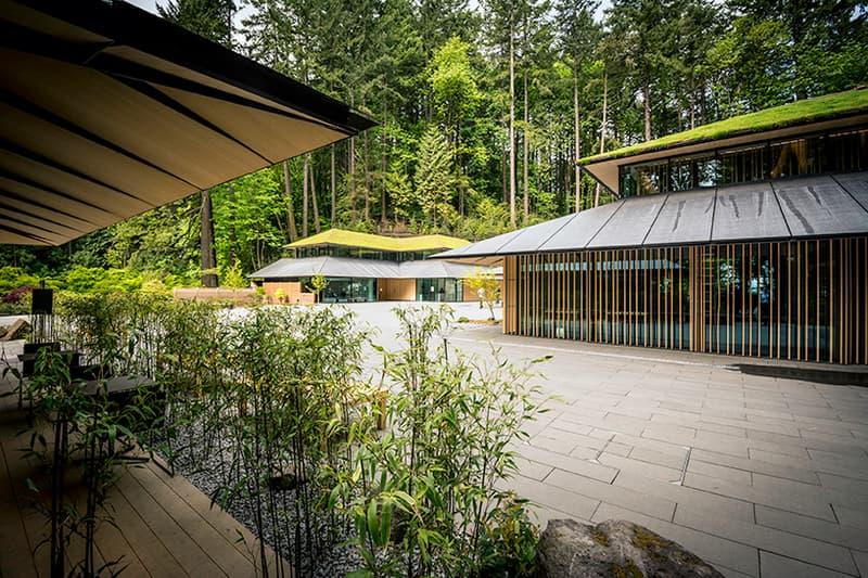 巨匠建築家・隈研吾が ポートランド日本庭園 の拡張プロジェクトを完遂 kengo kuma architecture japanese garden portland oregon 庭 建築家 建築 デザイン