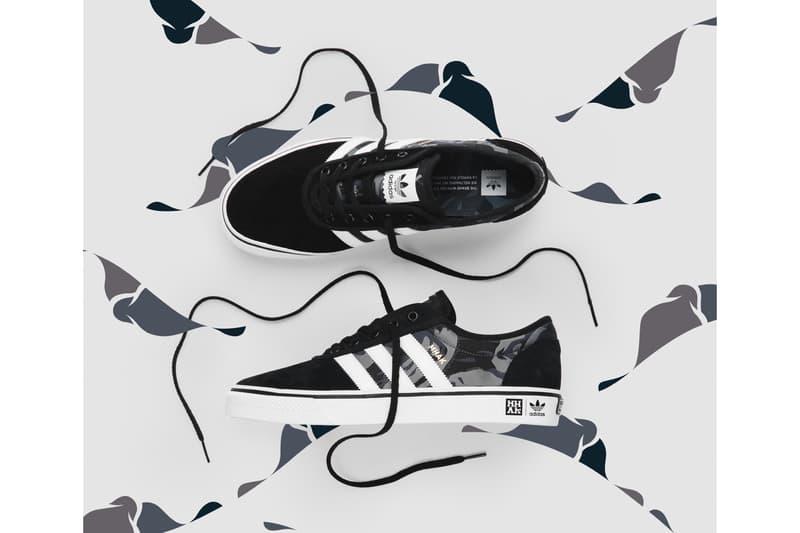 adidas Skateboarding とペインター MHAK のコラボコレクションが登場