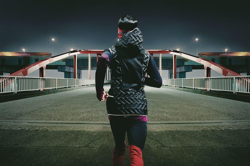 NikeLab x UNDERCOVER による GYAKUSOU より高機能と美を追求した2017年秋冬コレクションが到着 進化を続ける両者が導き出した新たなランニングウェアとは一体? シールドジャケット ショーツ フリーランコミューター フリース タイツ