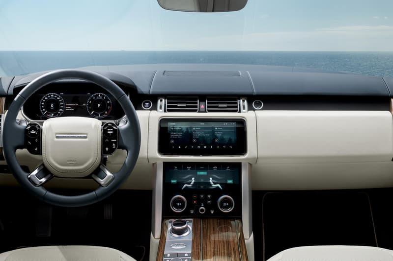歴代モデル初となるPHVモデルの Range Rover が発表