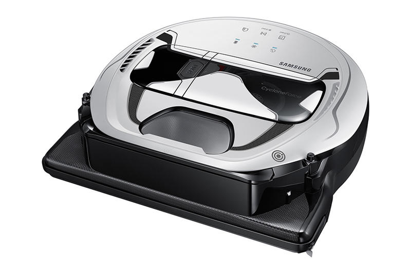Samsung が『スター・ウォーズ』仕様のお掃除ロボを発表 ダース・ベイダーとストーム・トルーパーがフォースの力でお部屋を掃除