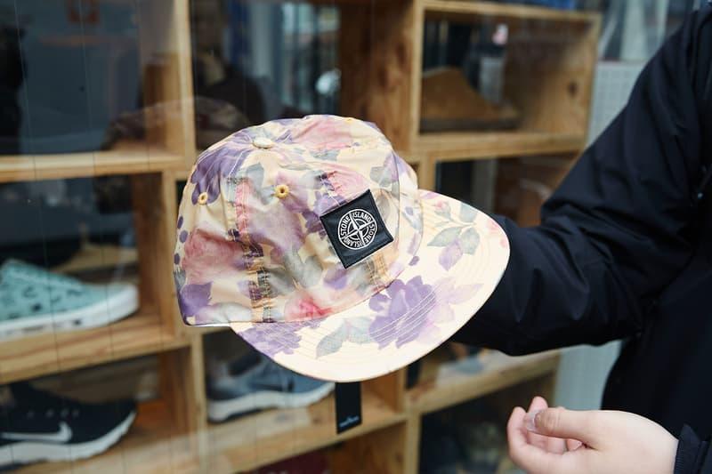 Supreme x Stone Island 最新コラボコレクション日本ローンチの様子をお届け シュプリーム ストーンアイランド ストーン アイランド