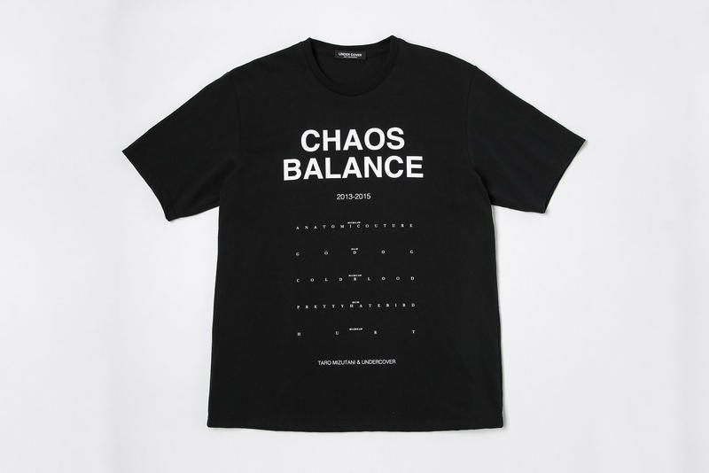 """水谷太郎 x UNDERCOVER """"Chaos / Balance"""" フォトエキシビジョンに注目"""