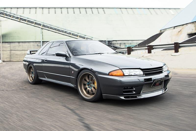 """製造廃止となった R32型 GT-R のパーツを再販売する日産の新プロジェクトが始動 モータースポーツ界で打ち立てた不敗神話の""""R""""が再び現世に蘇る Nissan 自動車 車 スポーツカー HYPEBEAST ハイプビースト"""