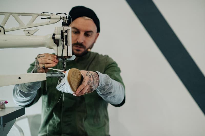 Farfetch がロンドンで The Shoe Surgeon の特別イベントを開催